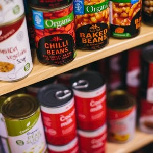 Canned Foods and Tomato Products